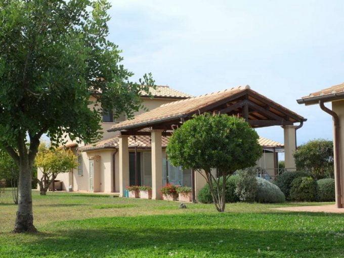 Villa in vendita Strada Tricosto, Capalbio