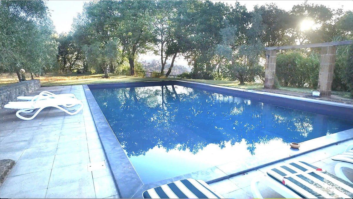 Villa in vendita localit settecamini porano orvieto - Orientamento piscina ...