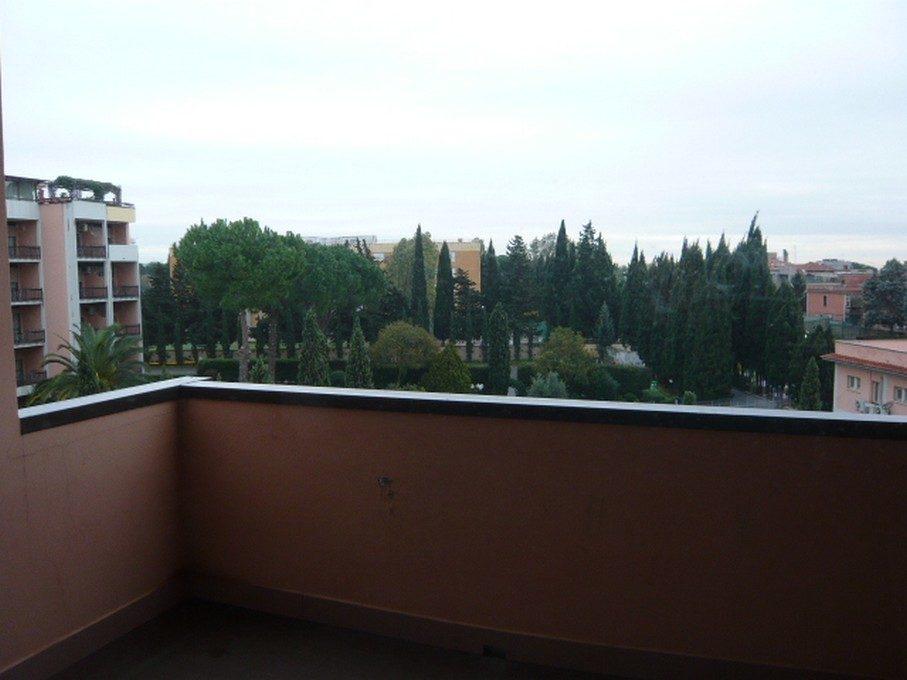 terrazza terzo piano