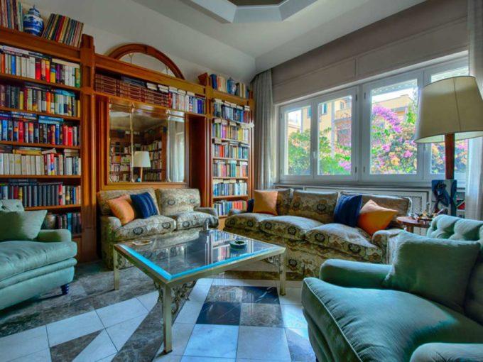 Appartamento in vendita via Giulia Gallese, Roma