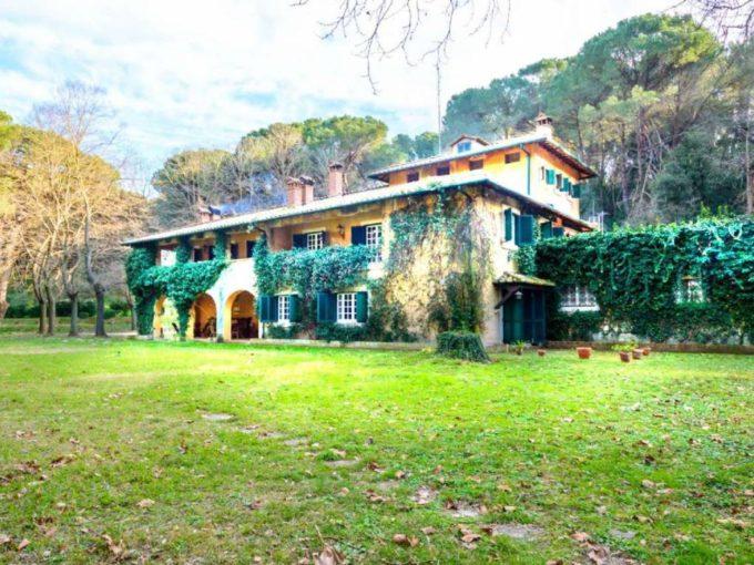 Villa unifamiliare in vendita via Torrimpietra, Fiumicino