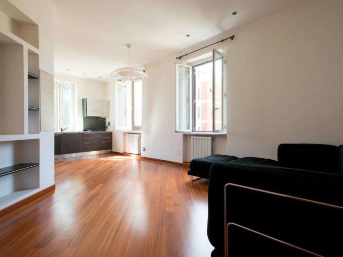 Appartamento in vendita via del Fontanile Arenato, Roma