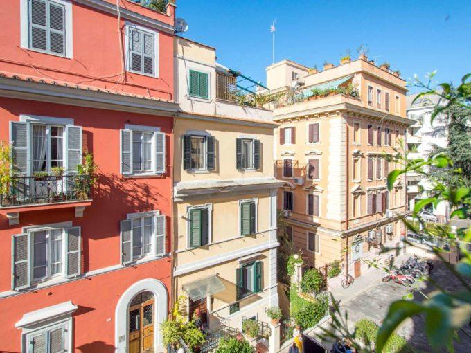 Palazzo in vendita, via Flaminia, Roma