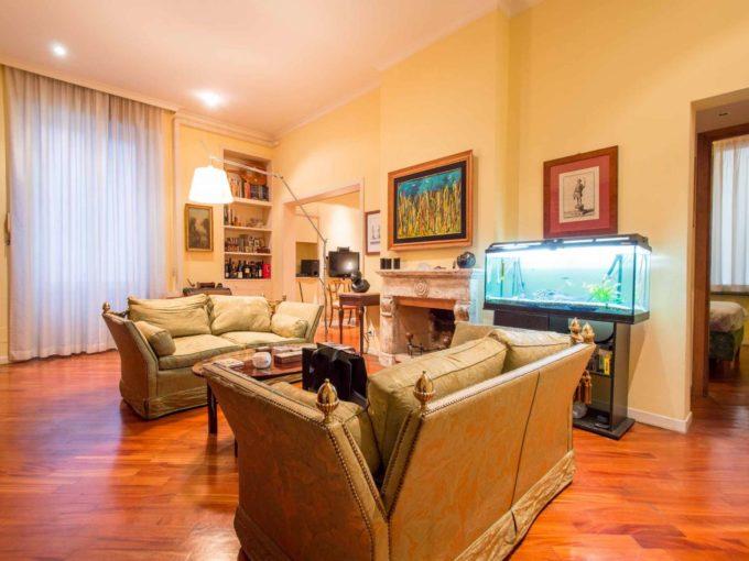 Appartamento in affitto, via Sardegna, Roma