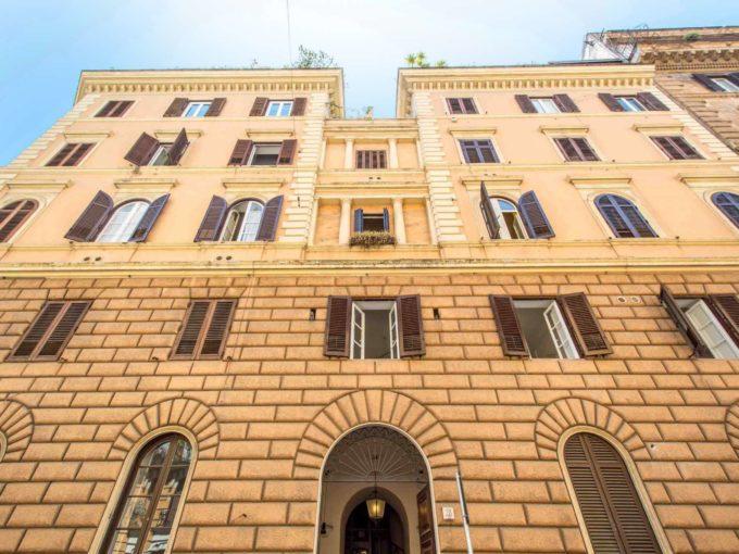 Appartamento in affitto via Pietro Cossa, Roma