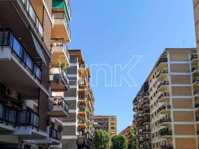 Appartamento in vendita via Blaserna, Roma