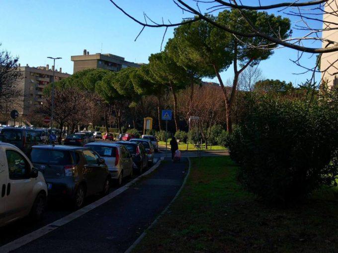 Appartamento in affitto, via pietro Carnabuci Roma