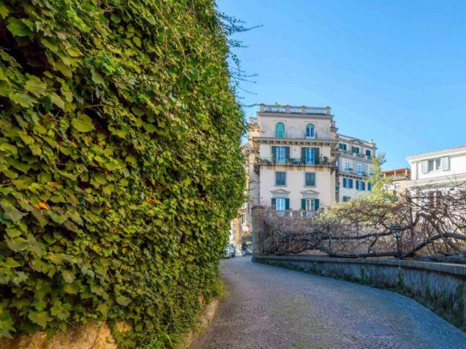 Appartamento in affitto via Malpighi, Roma