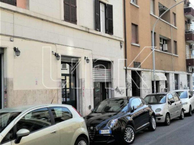 Negozio in affitto via Fidenza, Roma