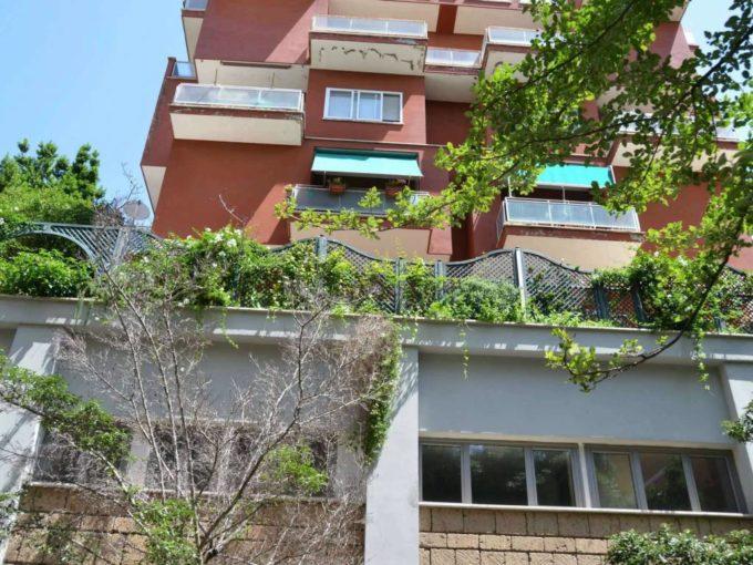 Appartamento in vendita, via Giorgio Morpurgo, Roma