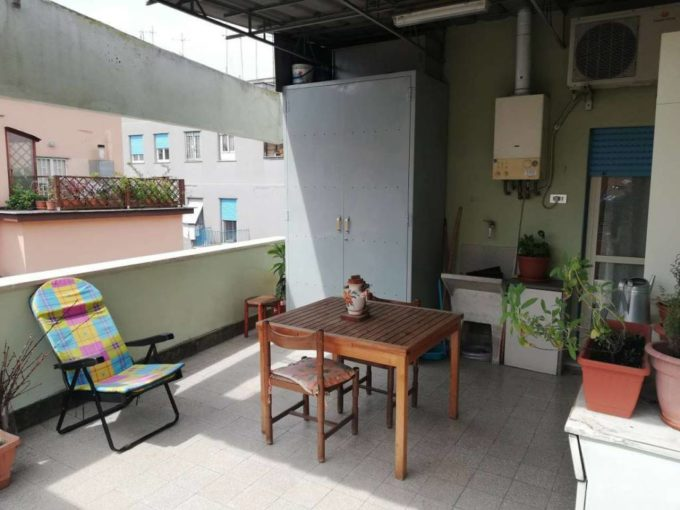 Appartamento in vendita via delle Liane, Roma