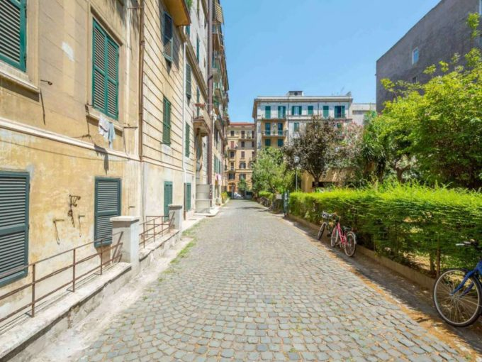Appartamento in vendita via Simeto, Roma