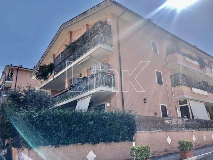 Appartamento in affitto, via della Giustiniana, Roma