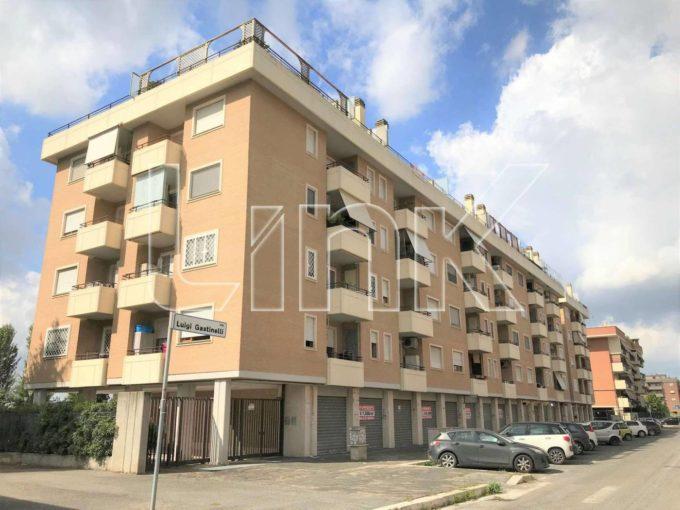 Appartamento in vendita, via Luigi Gastinelli, Roma
