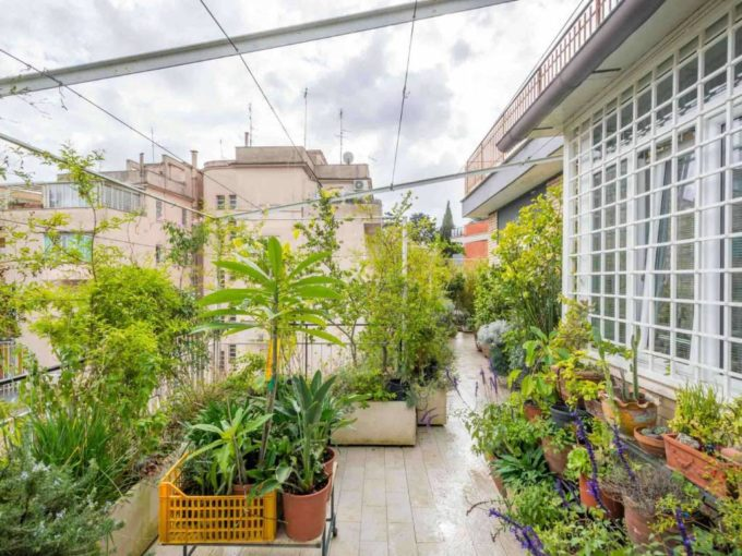 Attico e superattico in vendita via Giovanni Arrivabene, Roma