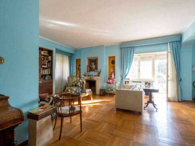 Appartamento in vendita, via Papiniano, Roma