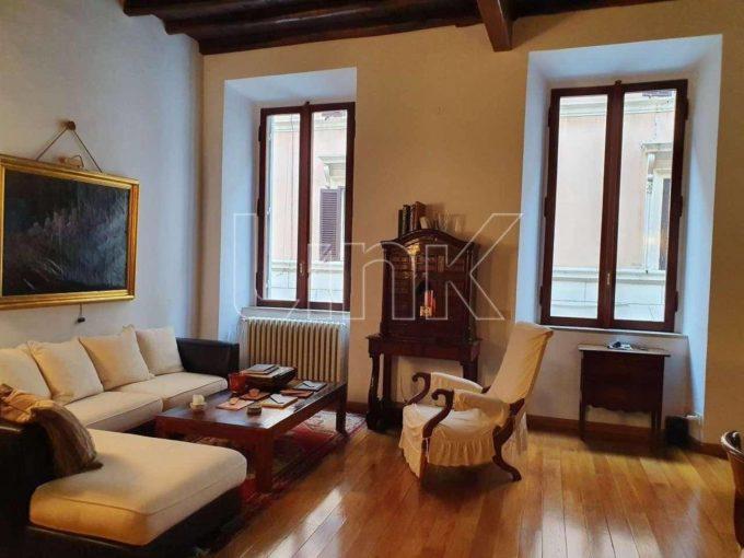 Appartamento in affitto via Angelo Brunetti, Roma