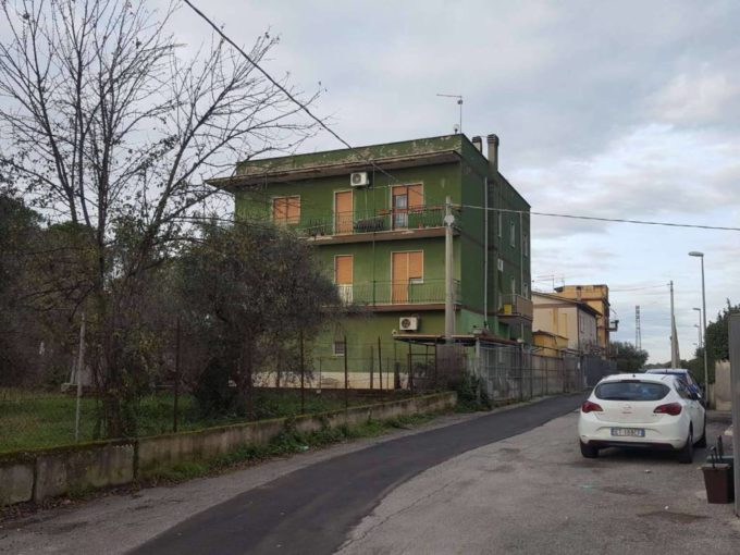 Appartamento in vendita,via Grazia Deledda, Sant'Angelo Romano(RM)