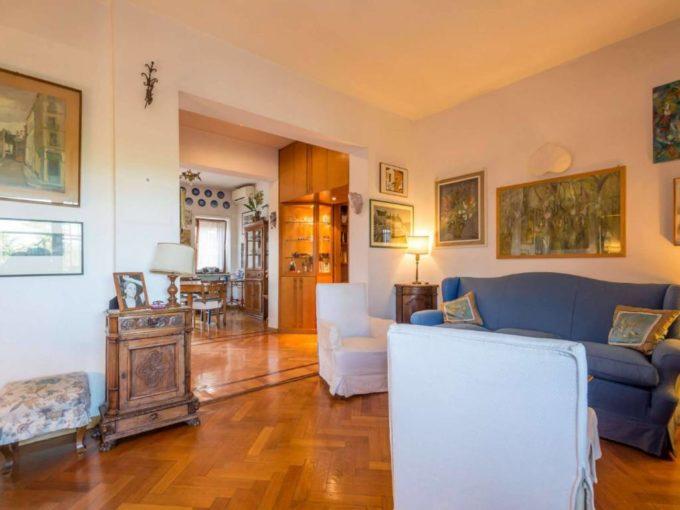 Appartamento in vendita via Enrico di San Martino di Valperga, Roma