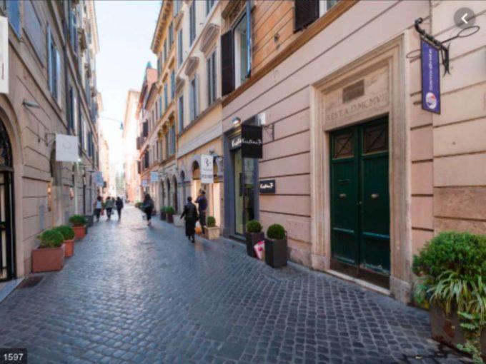 Appartamento in affitto, via Vittoria, Roma