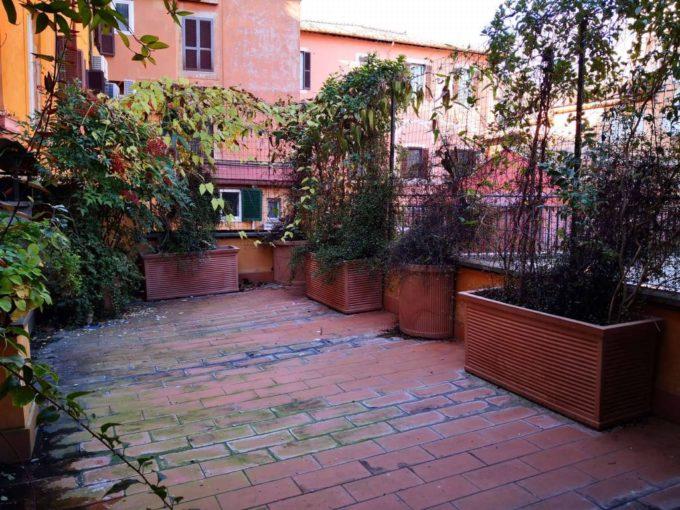 Appartamento in affitto via dell'Orso, Roma