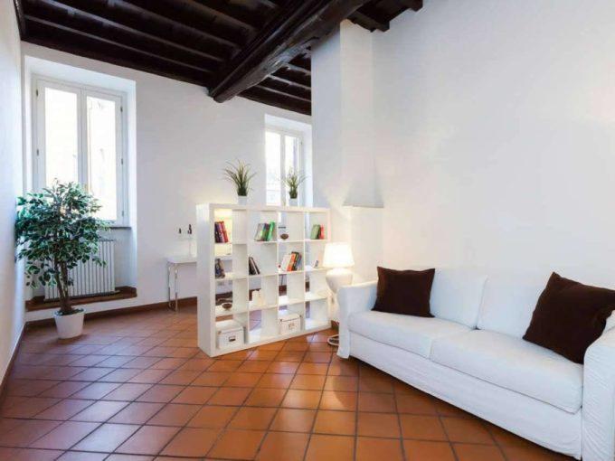 Appartamento in affitto via del Babuino, Roma