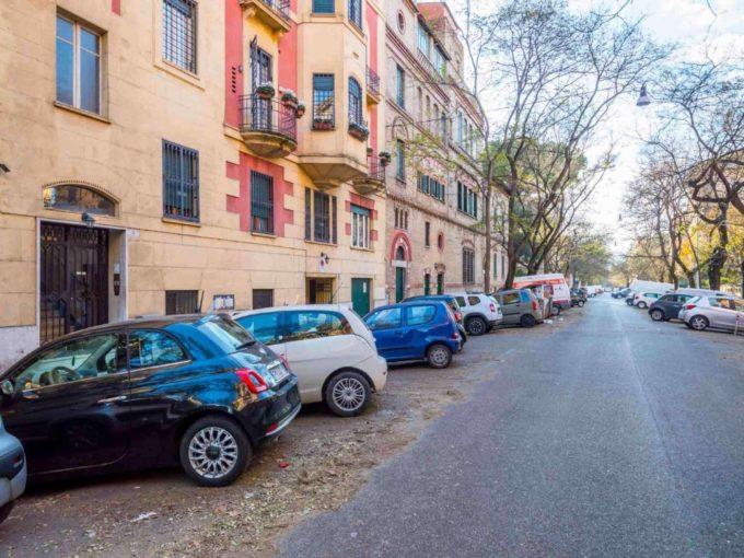 Appartamento in vendita via Pompeo Magno, Roma