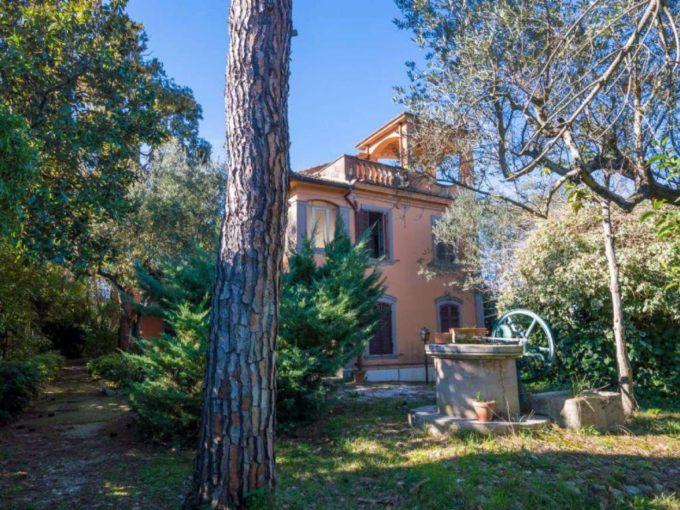 Villa in vendita via Provinciale Stazione, Poggio Mirteto (Rieti)
