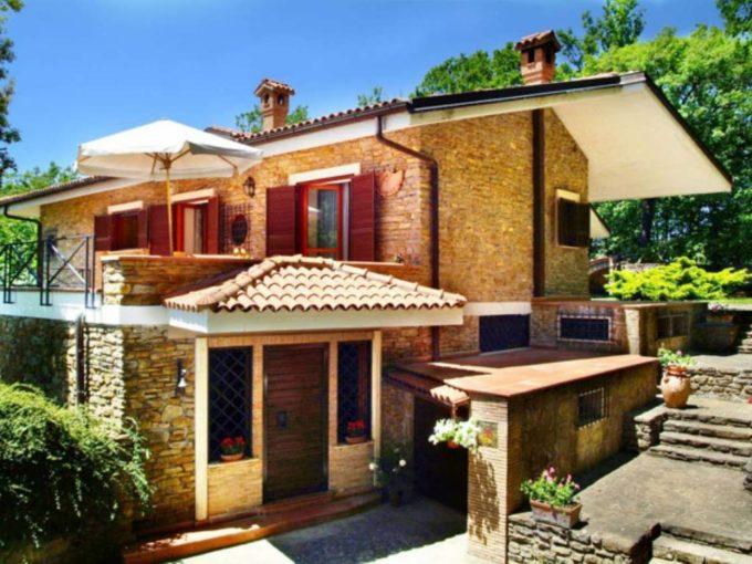 Villa Bifamiliare in affitto, via Fontana di Ciocio, Gerano (RM)