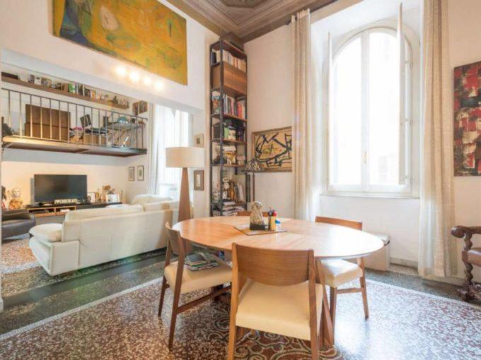 Appartamento in vendita via Palermo, Roma