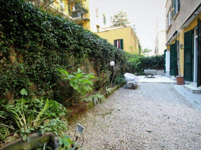 Appartamento in affitto via Polesine, Roma
