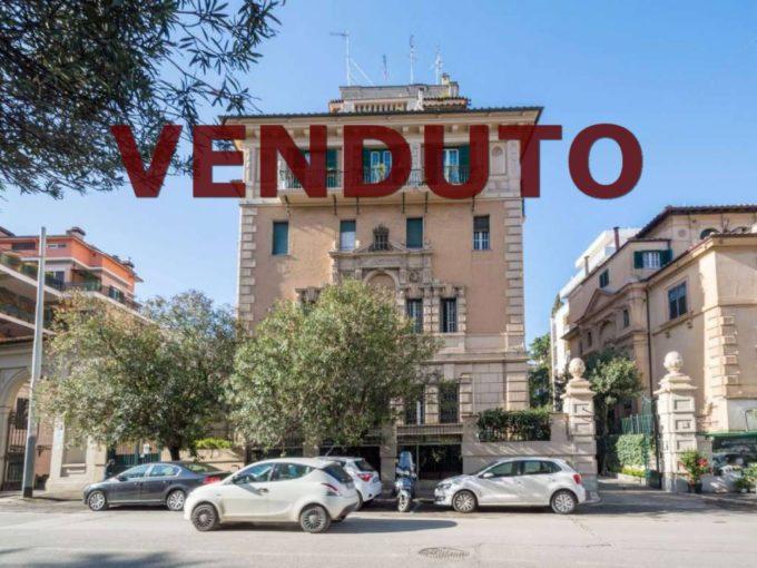 Appartamento in vendita, via Antonio Bertoloni, Roma
