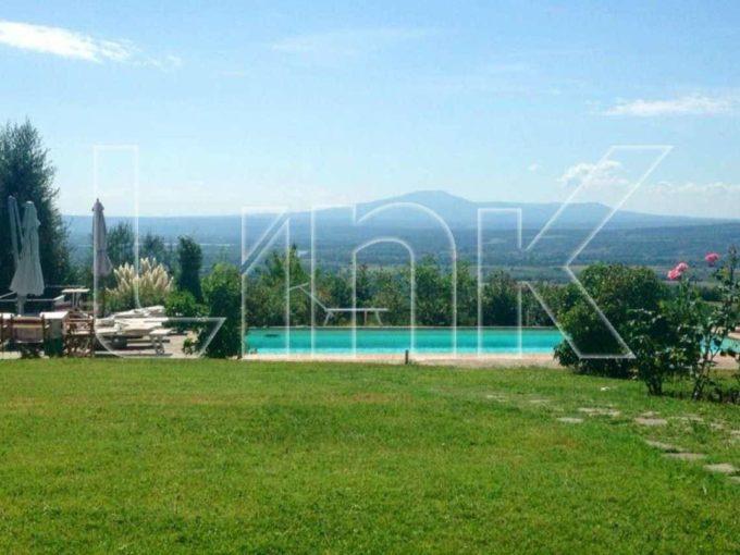 Villa in affitto, via privata Collevento Baschi (TR)