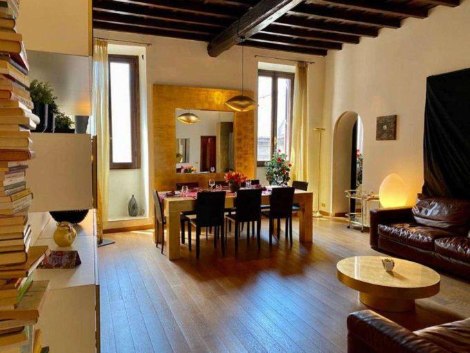 Appartamento in affitto, via del Babuino, Roma