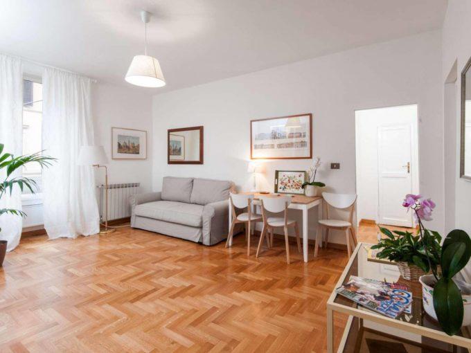 Appartamento in affitto via san Francesco a Ripa, Roma