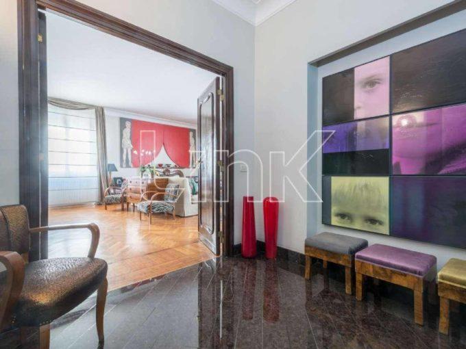 Appartamento in vendita, via Archimede, Roma