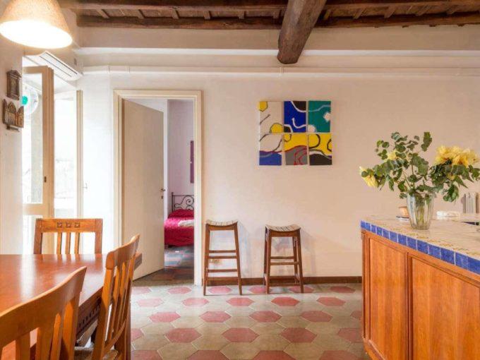 Appartamento in affitto, via Monserrato, Roma