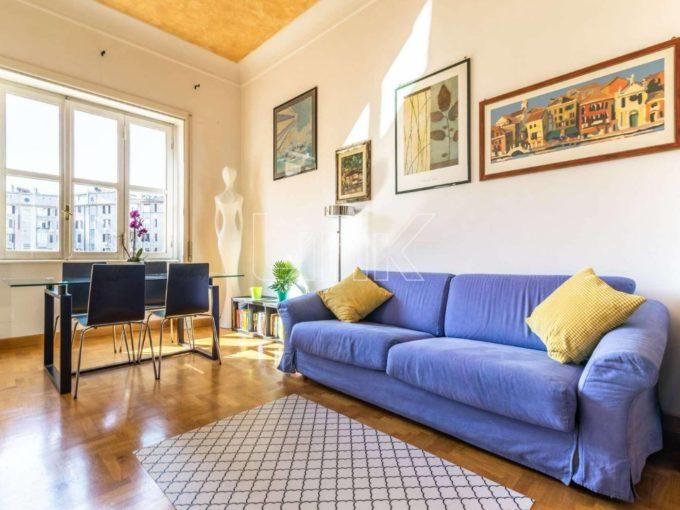 Appartamento in vendita, via Carlo Grabau, Roma