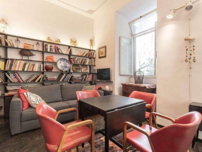 Appartamento in affitto via dei Valeri, Roma