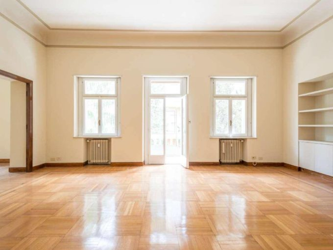 Appartamento in vendita, via Bacone, Roma