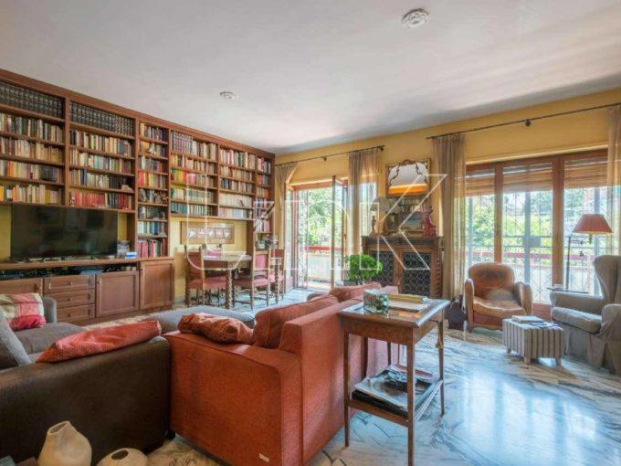 Appartamento in vendita via Vincenzo Ussani, Roma