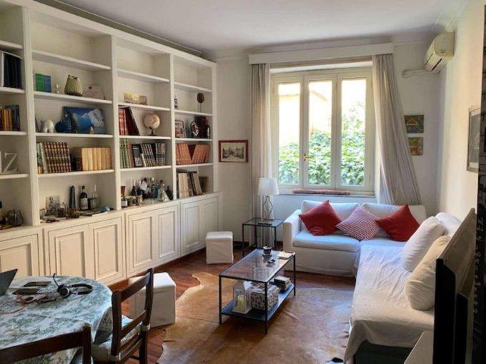 Appartamento in vendita via Pietro Tacchini, Roma