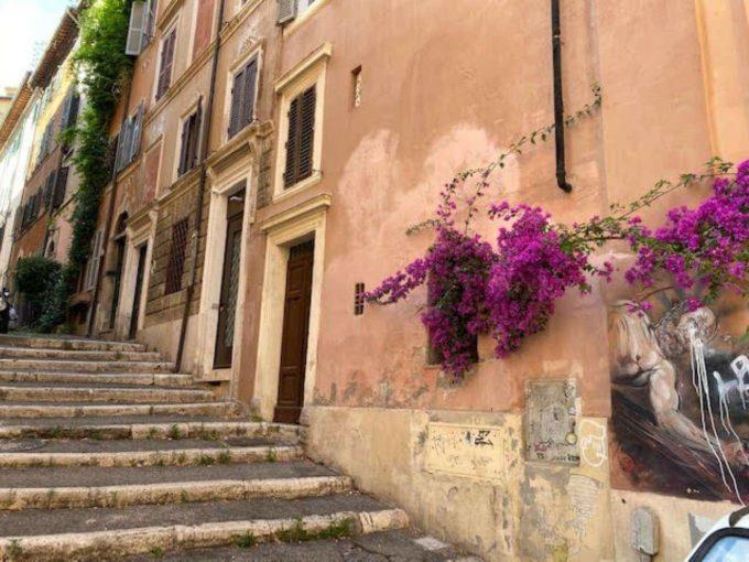 Appartamento in affitto via degli Ibernesi, Roma