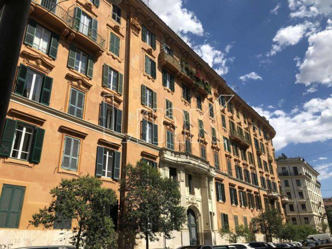 Appartamento in affitto via Nicotera, Roma