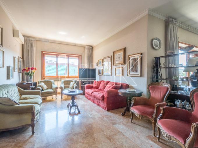 Appartamento in vendita via Boccardo, Roma