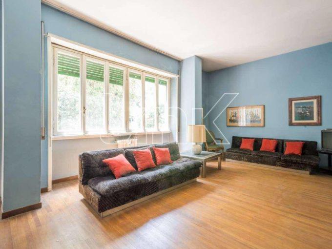 Appartamento in vendita via Taro, Roma