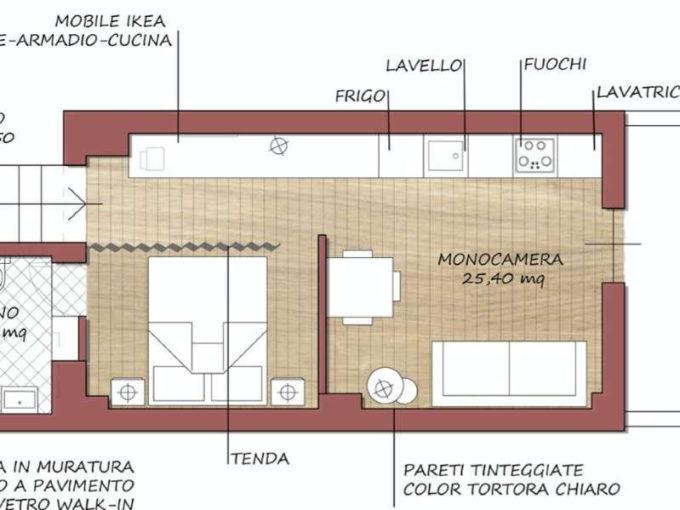 Appartamento in affitto viale Parioli, Roma
