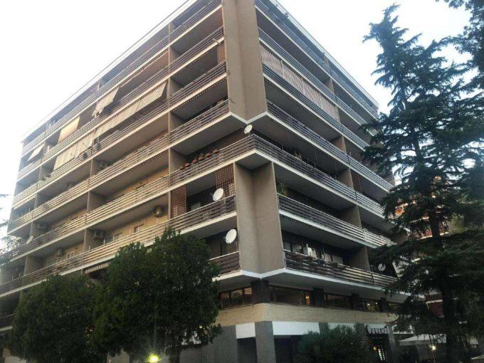 Appartamento in affitto via del Serafico, Roma