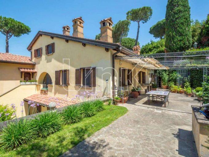 Appartamento in vendita via Santo Spirito, Castel Gandolfo