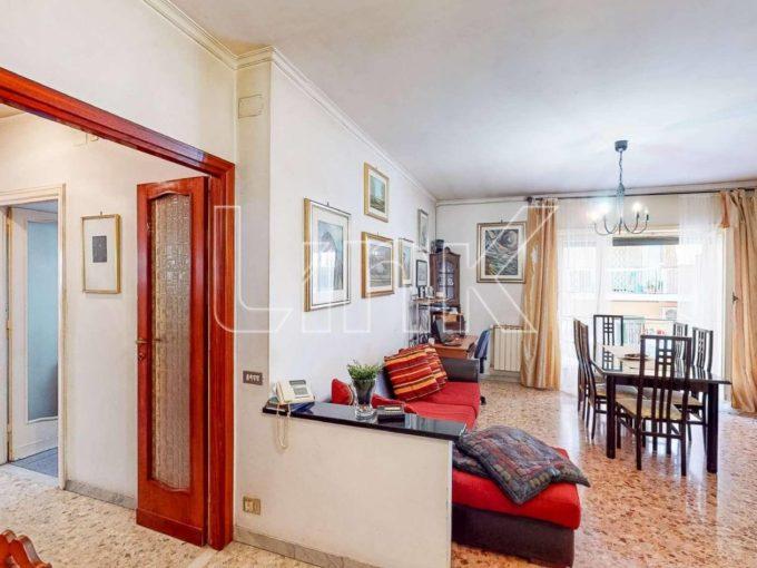 Appartamento in vendita via Papiria, Roma